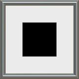 Modern photo frame Stock Photos