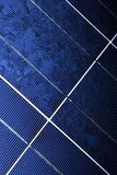 Modern photo voltaic panel Stock Photography