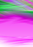 Modern Pink and green Background Design Royalty Free Stock Photos