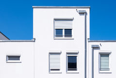 Modern plattenbau Royalty Free Stock Photo