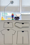 Modern play room with toy Stock Photography
