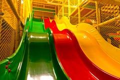Modern playground Royalty Free Stock Photos
