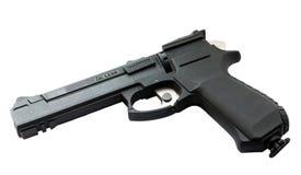 Modern pneumatic gun. Stock Photo