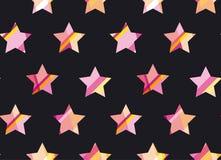 Modern polka dot seamless pattern, Royalty Free Stock Image