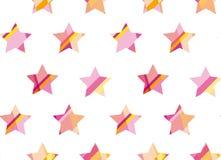 Modern polka dot seamless pattern, Stock Photo