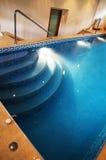 Modern pool royalty free stock photo