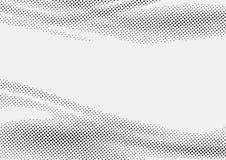 Modern pop art comic graphic pattern halftone background. Vector illustration royalty free illustration