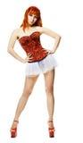 modern posera stil för dansare fotografering för bildbyråer