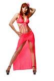 modern posera stil för dansare Royaltyfri Bild
