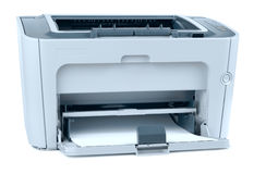 Modern Printer Stock Photography