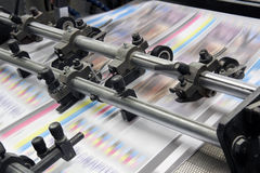 Free Modern Printing House Stock Photos - 40854493
