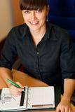 Modern professional businesswoman Stock Photos