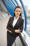Modern professional businesswoman Royalty Free Stock Photo