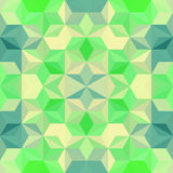 Modern Psychedelic Pattern Royalty Free Stock Photography