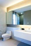 Modern public bathroom Royalty Free Stock Photography