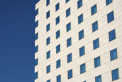 Modern building wall Royalty Free Stock Images