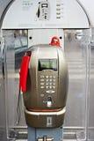 Modern public telephone Stock Photos