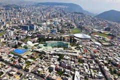 Modern Quito Royalty Free Stock Photos