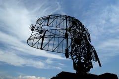 Modern radar Fotografering för Bildbyråer