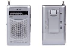 Modern radio Arkivfoton