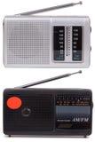 Modern radio fotografering för bildbyråer