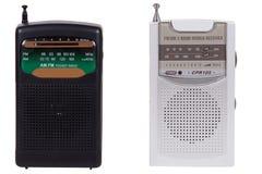 Modern radio royaltyfria bilder