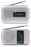 Modern radio royaltyfri bild
