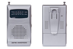 Modern radio Stock Photo