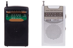 Modern radio Royalty Free Stock Images
