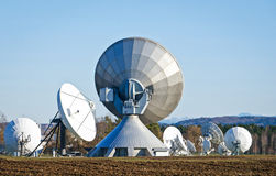 Satelite dish Royalty Free Stock Images