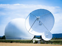 Satelite dish Stock Photo