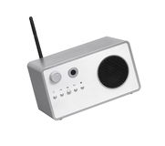 Modern radio transmitter Royalty Free Stock Image