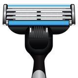 Modern razor Royalty Free Stock Image
