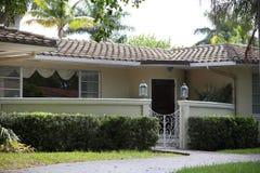 Modern real estate Stock Image
