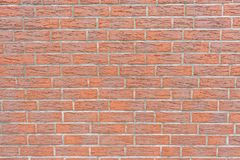 Modern Red Brick wall Background Texture royalty free stock photos