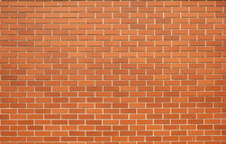 Modern red brick wall Royalty Free Stock Photography