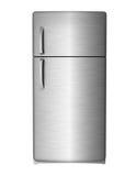 Modern refrigerator Stock Photo