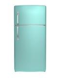 Modern refrigerator Royalty Free Stock Photography