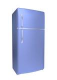 Modern refrigerator Stock Images
