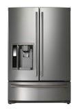 Modern refrigerator Stock Image