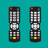 Modern Remote control with arrow button Royalty Free Stock Image