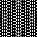 Modern repeating seamless pattern of repeat round shapes. Stylish texture. Geometric background. Vector illustration. Stock Image