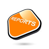 Modern reports sign. Illustration of a modern reports sign Royalty Free Stock Photo