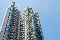 Modern residence Stock Images