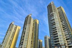 Modern residential Royalty Free Stock Image