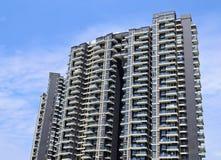 Modern residential Stock Image