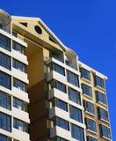 Modern residential area Stock Photo