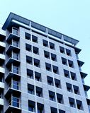 Modern residential building Royalty Free Stock Images