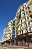 A modern residential building in Astana Royalty Free Stock Photography