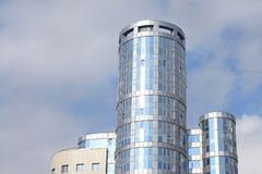 Modern residential building. Stock Images